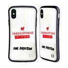 OFFICIAL ONE DIRECTION TAKE ME HOME HYBRID CASE FOR APPLE iPHONES PHONES
