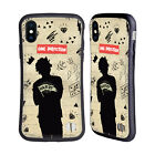 OFFICIAL ONE DIRECTION SILHOUETTES HYBRID CASE FOR APPLE iPHONES PHONES