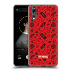 OFFICIAL ONE DIRECTION ICON PATTERNS SOFT GEL CASE FOR HUAWEI PHONES