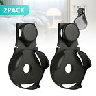 2 Pack Outlet Wall Mount Compact Hanger Holder Stand Grip for Google Home Mini