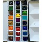 Внешний вид - 10/40pcs Plastic Watercolor Empty Full Or Half Paint Pans Artists Palette Craft
