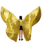 Split Belly Dance Isis Wings Dance Accessories Wings Without Stick For Adults