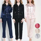 Ladies Long sleeves&Trousers 2pcs Pyjamas Women's Sleepwear Nightwear GIFT