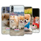 OFFICIAL BOO-THE WORLD'S CUTEST DOG PLAYFUL SOFT GEL CASE FOR HUAWEI PHONES