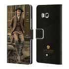 OFFICIAL OUTLANDER SEASON 4 ART LEATHER BOOK WALLET CASE COVER FOR HTC PHONES 1