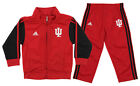 Adidas NCAA Toddlers Indiana Hoosiers Full 90 Track Set, Red