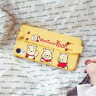 Wristband Winnie the Pooh Phone Case Cover Back For iPhone SR XS X 8 7 6 Plus