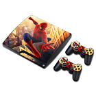 Chelsea Vinyl Decal Cover Skin Sticker for Sony PS3 Slim Console 2 Controller