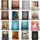 Kyпить 5X7FT Vinyl Studio Muslin Photography Backdrops Photo Stand Background Props Kit на еВаy.соm