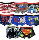 MENS+NOVELTY+CHARACTER+SUPER+HERO+BOXER+SHORTS+UNDERWEAR+100%25+OFFICAL+%2A2+PAIRS%2A