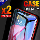 2x Oppo R17 R15 Pro R11S R11 Scratch Tempered Glass Screen Protector