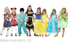 Girls Fancy Dress Costumes Disney Princess Character World Book Day Kids Party