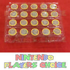 10-200 Lot CR2032 CR2025 CR1616 Batteries + Tabs for Nintendo NES SNES Pokemon