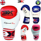 3xSports Professional Boxing Gloves Mitts Fight Sparring Gel Injected Training