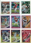 2018 DONRUSS OPTIC MLB - ALL PRIZM (REFRACTOR) - BASE, PINK, RED/YELLOW - U PICK on Ebay