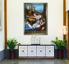 3d Child Playing 6 Framed Poster Home Decor Print Painting Art Aj Au