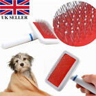 Pet Dog Cat Hair Brush Needle Pin Comb Fur Grooming Combs with Head Protection