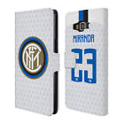 INTER MILAN 2018/19 PLAYERS AWAY KIT GROUP 2 LEATHER BOOK CASE FOR SAMSUNG 2