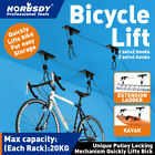 Внешний вид - Bike Bicycle Lift Ceiling Mounted Hoist Storage Garage Hanger Pulley Rack