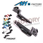 Front Racing Extended Foot Pegs Fit Speed Triple 955i T509 900 EFI Thruxton 900 $38.8 USD on eBay