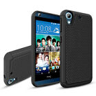 For HTC Desire 626/530/630 2in1 Shockproof Rugged Rubber Hard TPU Case Cover