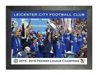 Leicester City 1 Football Club 2015 2016 Premier League Champions Poster Sport