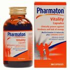 Kyпить PHARMATON®  VITALITY CAPSULES CLINICALLY PROVEN AGAINST TIREDNESS LACK OF ENERGY на еВаy.соm