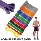 Exercise Bands Latex Resistance elastic Band -Pull Up Assist Bands Gym Fitness image