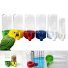 PRACTICAL WATER DRINKER CUP FEEDER DRINKING BOWL FOR BIRD PIGEONS PARROT HOT NEW
