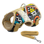 Small Dog Harness &Leads Mesh Padded Pet Puppy Vest for Yorkie French Bulldog