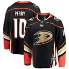 Fanatics Branded Corey Perry Anaheim Ducks Youth Black Breakaway Player Jersey