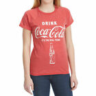 Freeze Juniors' Screen-Burnout Coca-Cola Short-Sleeve Tee $9.48  on eBay