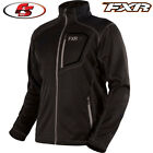 New 2018 FXR Mens Elevation Tech Zip-up Black Ops Snowmobile Fleece 2X