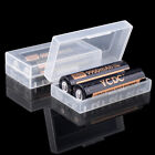 Hard Plastic Case 18650 Battery Cover Holder Cells Storage Boxes Wholesale 6BB2