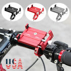 For Cell Phone GPS Aluminum Motorcycle Bike Bicycle Holder Mount MTB Handlebar