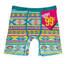 Wear Your Life by PSD *TRIBAL ARIZONA ICED TEA* Men's Boxer Brief NWT FREE SHIP
