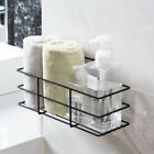 Iron Makeup Cosmetic Storage Basket Bathroom Organizer Kitchen Hanging Basket