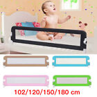 New Baby Bed Safety Rail Guard Kid Toddler Infant Bedroom Protection Practical