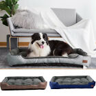 Pet Dog Bed Orthopedic Large Dog Beds Dog House Nest Kennel for Cat Puppy XXXL