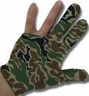 Camo Billiard Glove