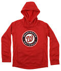 Gen 2 MLB Youth Washington Nationals Performance Fleece Primary Logo Hoodie on Ebay