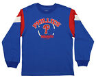 OuterStuff MLB Youth Philadelphia Phillies Long Sleeve Tee, Blue on Ebay