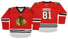 Reebok NHL Youth Chicago Blackhawks Marian Hossa #81 Player Jersey, Red $18.99 USD on eBay