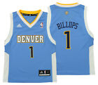 Adidas NBA Kids Denver Nuggets Chauncey Billups #1 Away Replica Jersey on eBay