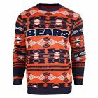 Forever Collectibles NFL Men's Chicago Bears 2015 Aztec Ugly Sweater on eBay
