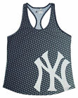 Forever Collectibles MLB Women's New York Yankees Diamond Racerback Tank on Ebay
