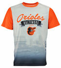 Forever Collectibles MLB Men's Baltimore Orioles Outfield Photo Tee on Ebay