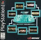 Arcade's Greatest Hits: The Midway Collection 2 (PS1) - FAST SHIPPING !