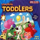 Toddler Edutainment Learning Games Age 1-3 Windows XP Vista 7 32-Bit Sealed New