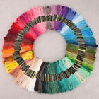 8M Color Cross Embroidery Floss Cross Stitch Threads Floss Sewing Threads Craft